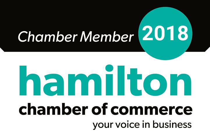 Hamilton Chamber of Commerce Member